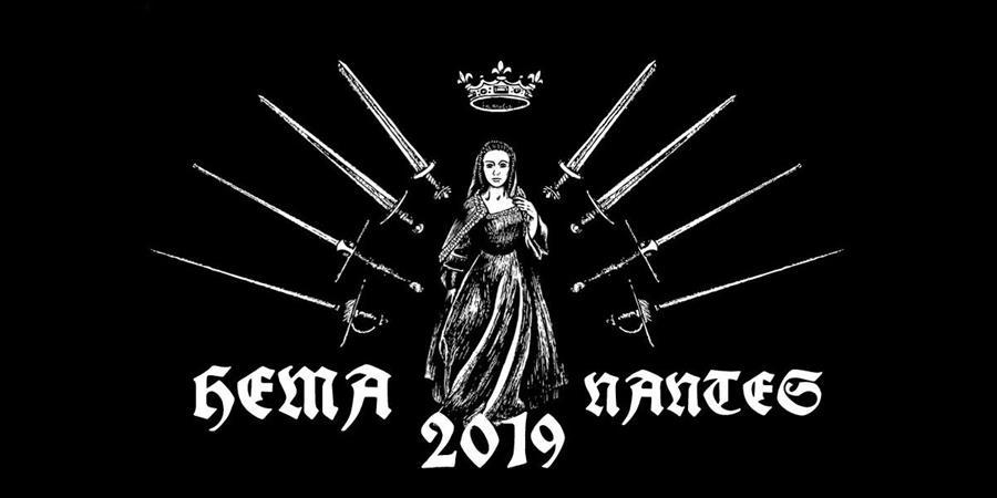 Stage HEMA Nantes 2019 - Cercle des Escrimeurs Libres Nantais