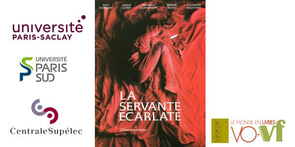 (Movie Nights #1) The Handmaid's Tale - V. Schlondorff MAR 25 SEPT 19h30 - TMLP Ciné Xanadu