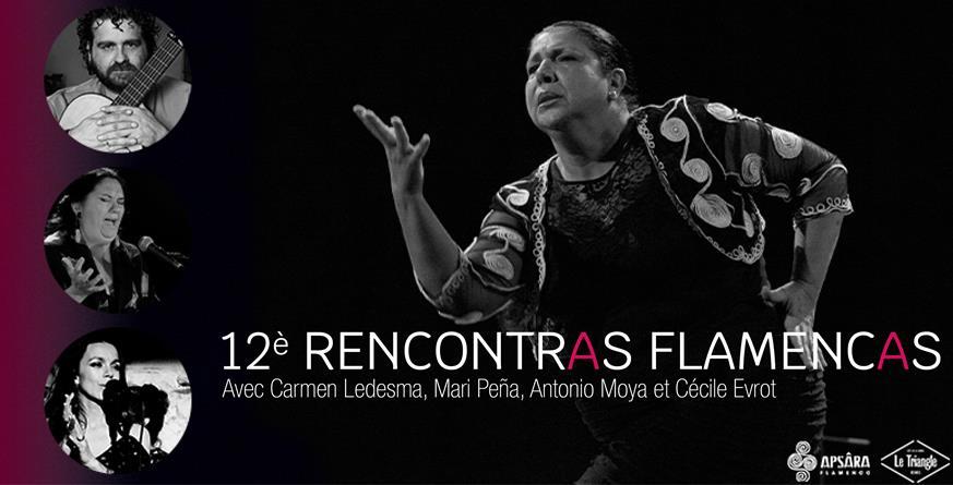 RencontrAs FlamencAs - APSÂRA Flamenco