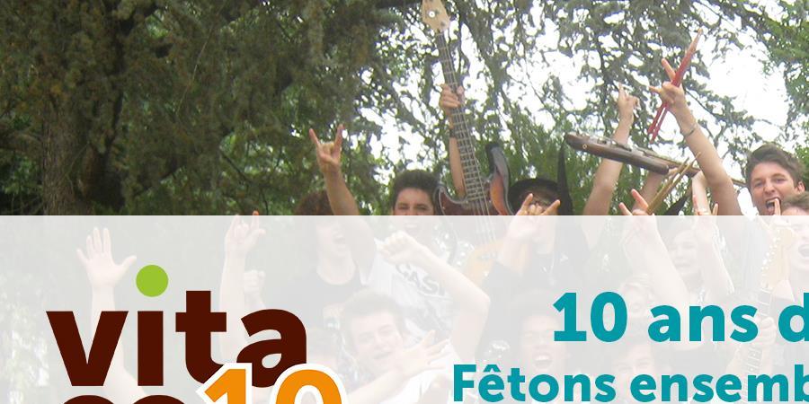 2008-2018 10 ans de Vitacolo ! - Vitacolo