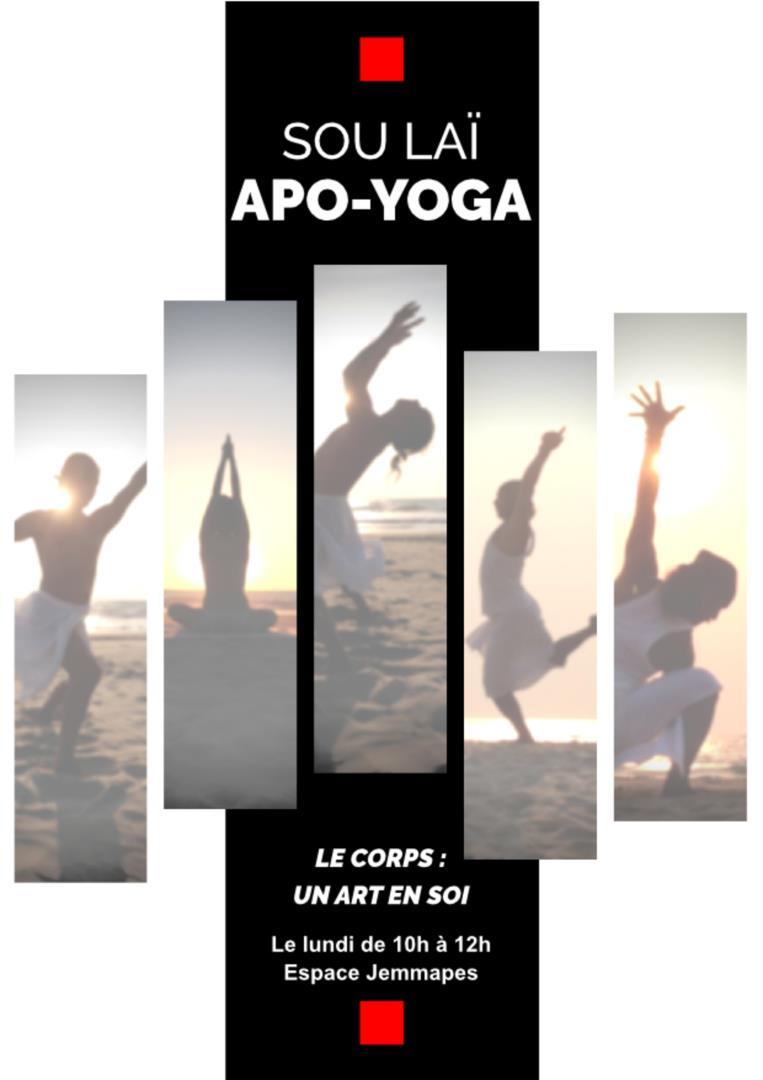 yoga - préparation corporelle - Les Inclassables