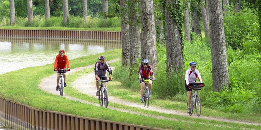 BFH Bourgogne - Frais de participation - Bike for Heritage