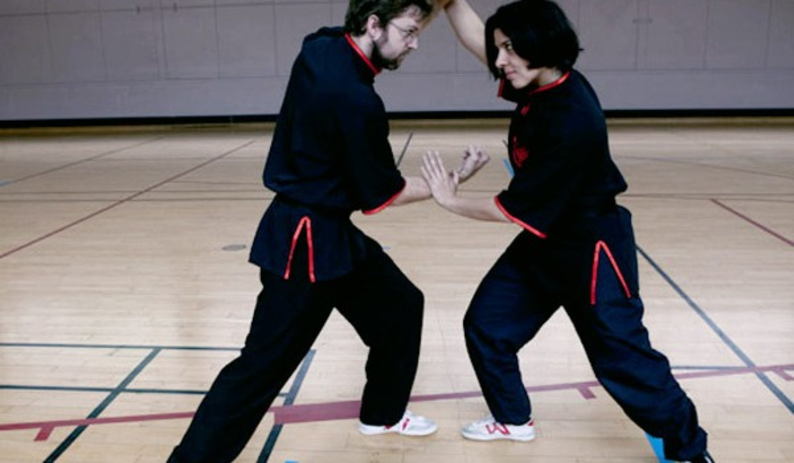 Kung Fu adultes - Ecole Phenix et Dragon