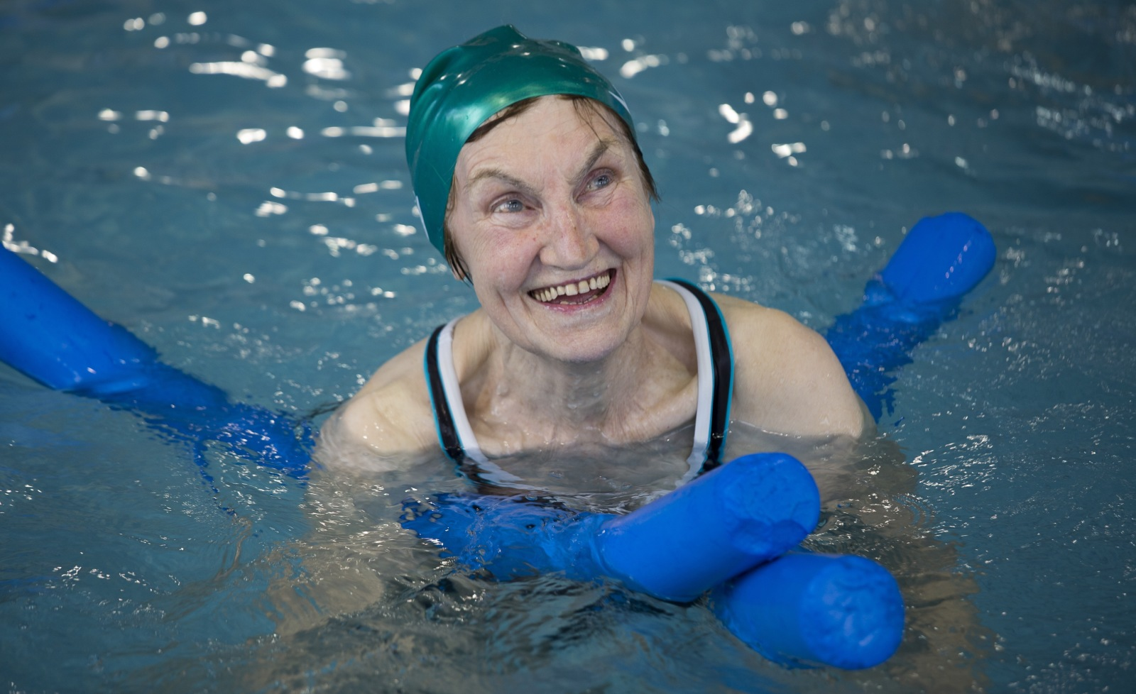 Aquagym Seniors - Retraite Sportive de Paris