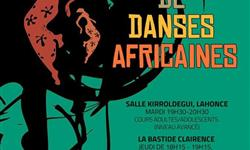 Cours Danses Africaines - Association Pesa Motema