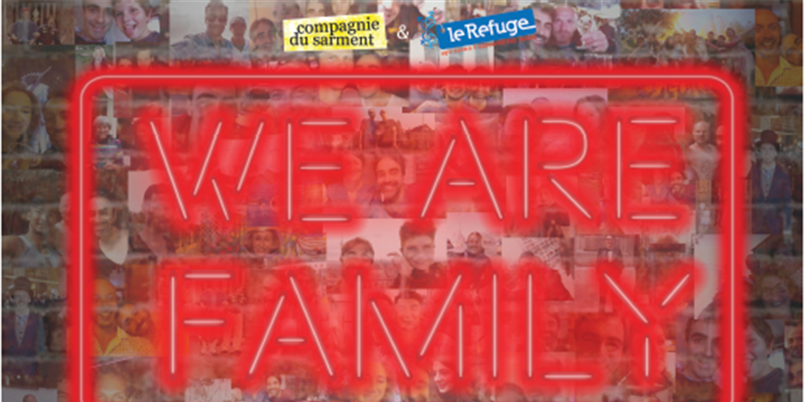WE ARE FAMILY - LE REFUGE NORMANDIE