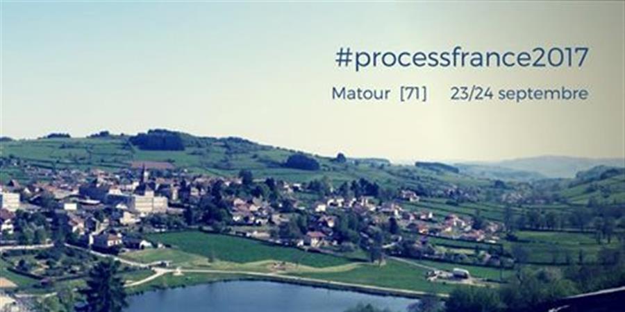 Weekend Matour - Session France processméditerranée - Arcenciel France