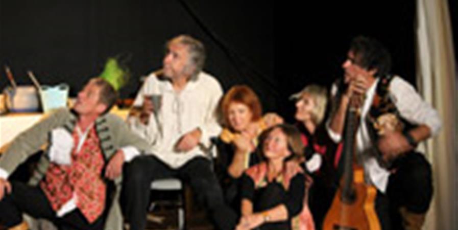 QUARTIERS EN SCENE - Cabaret Molière - CERCLE PAUL BERT