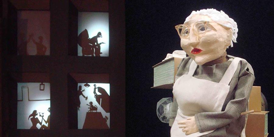FAÇADES, HISTOIRES DE VIE (théâtre/marionnettes) - Cie Tout Cour - 17h00 - Le Prunier Sauvage - Cultur'Act