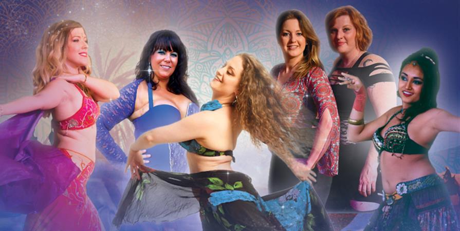 Lyha dans tous ses états ! Spectacle de danse Orientales et Fusion - Lyha Orient'n Art & Raqs El Dahka