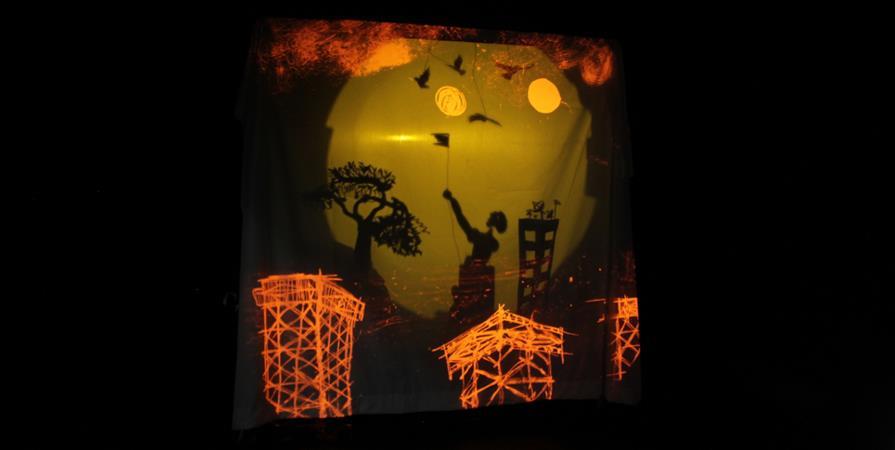 Théâtre Halle Roublot - Tarakeeb - Le Pilier des Anges