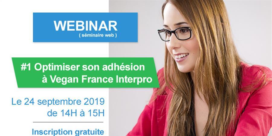 Webinar #1 Optimiser votre adhésion à Vegan France - VEGAN FRANCE