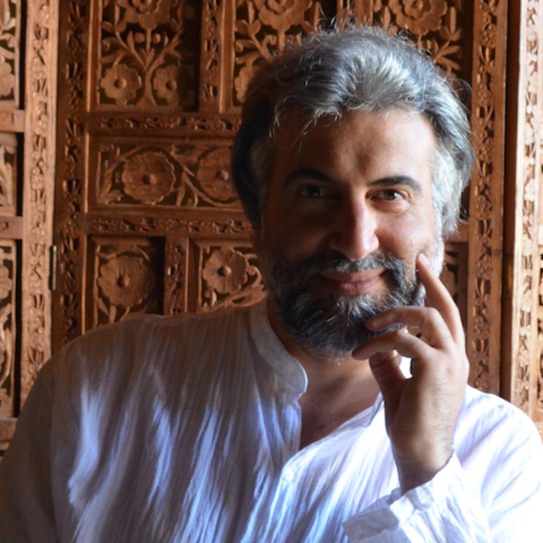 Calligraphie persane avec Bhaman Panahi - Festival Les Suds, à Arles
