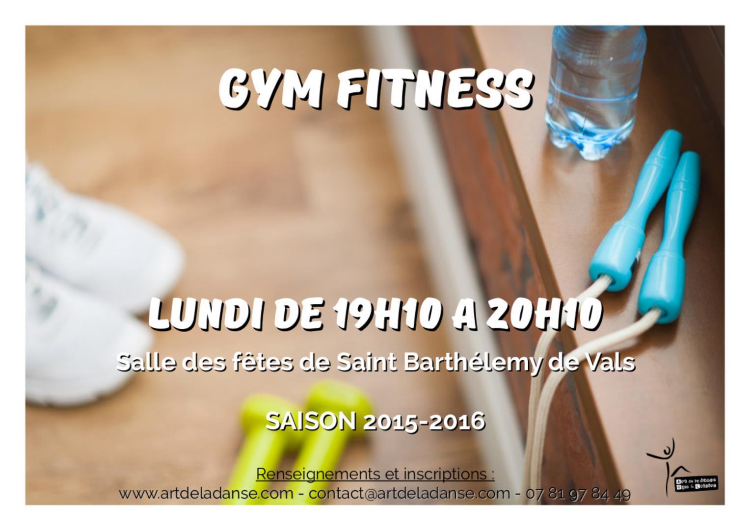 Gym fitness - Art de la danse, Gym et Loisirs