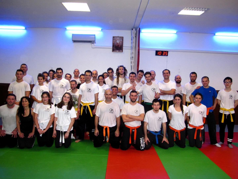 Cours Mixtes (13 ans et +) - Self-Defense Krav Maga Area (SDKM AREA)