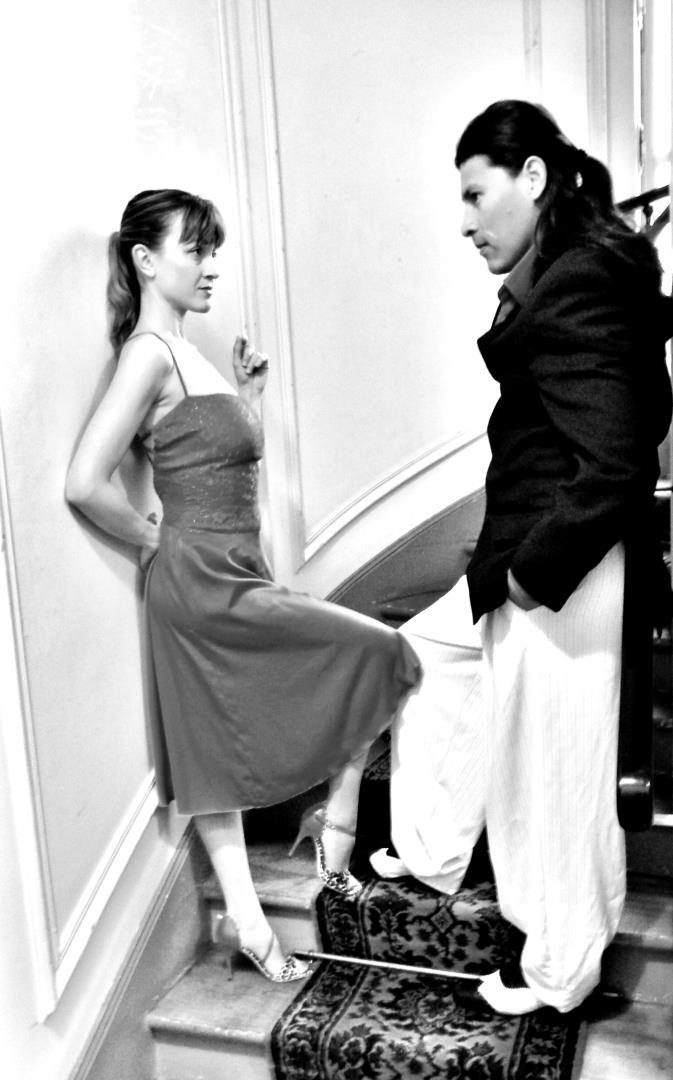 Cours Tango Argentin  15eme Paris - Assoc. MITANGO ETC