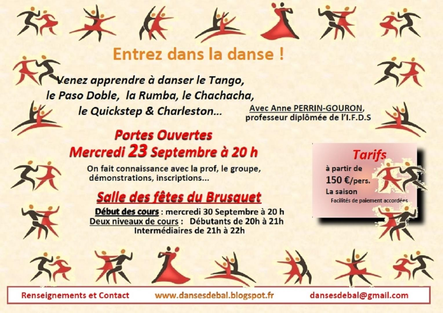 Danses de Bal - Association AccroBal