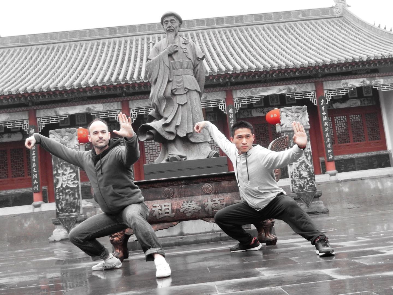 Kung-Fu Wushu HU YING DAO - KUNG FU WUSHU HU YING DAO