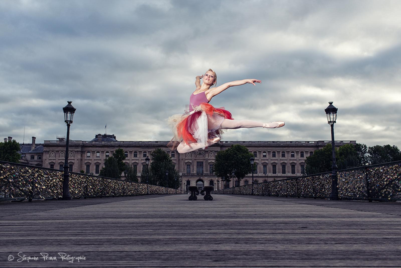 Cours de danse classique - Compagnie Fabulous CC Ballet, Clémence Camus