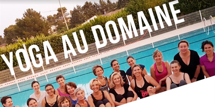 YOGA AU DOMAINE - ASL DOMAINE DE CALAS
