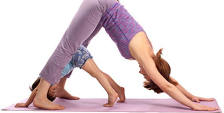 Yoga parent / enfant Octobre - Espace Familles