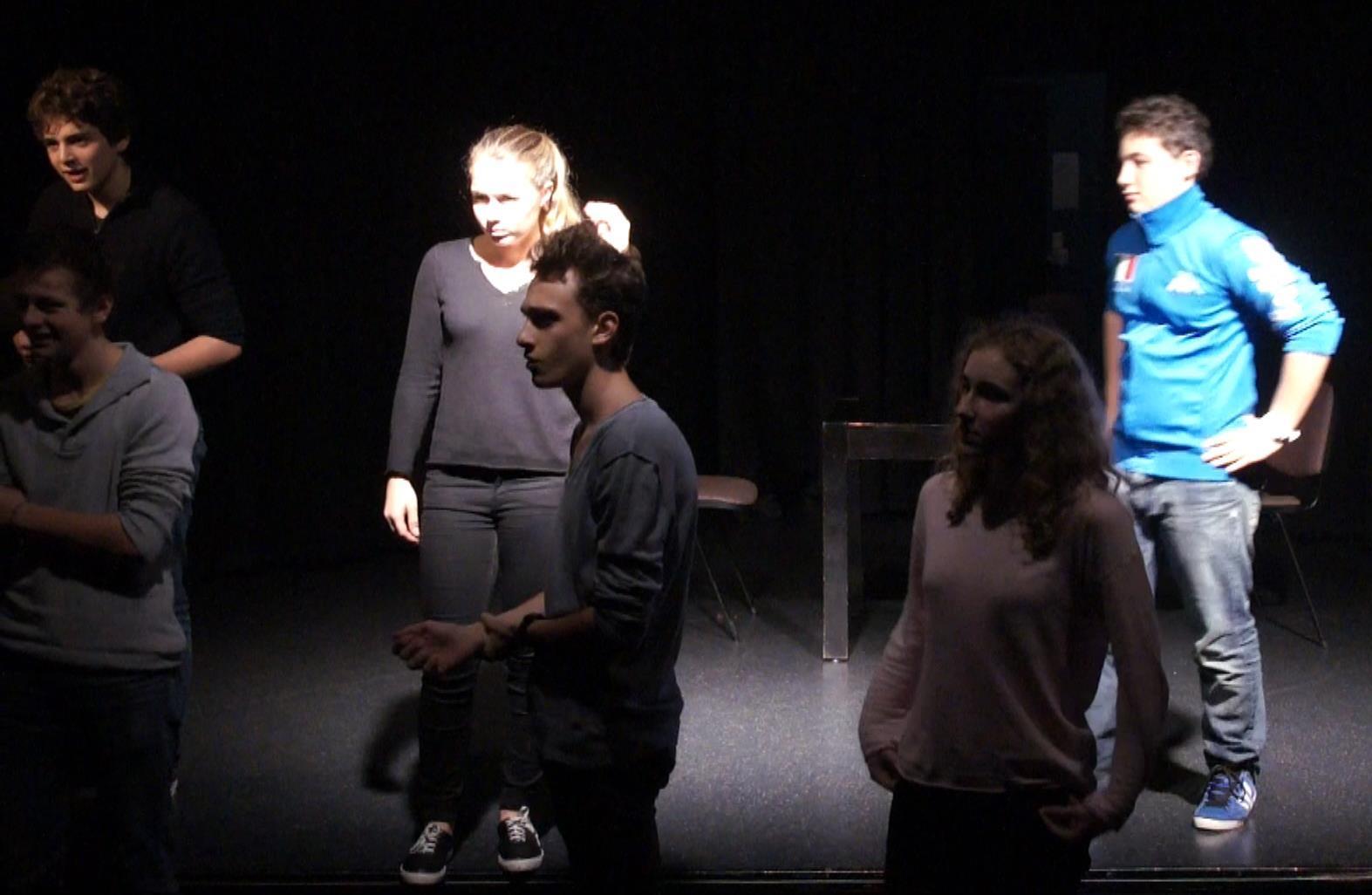 Cours de théâtre  - U-Topique Compagnie