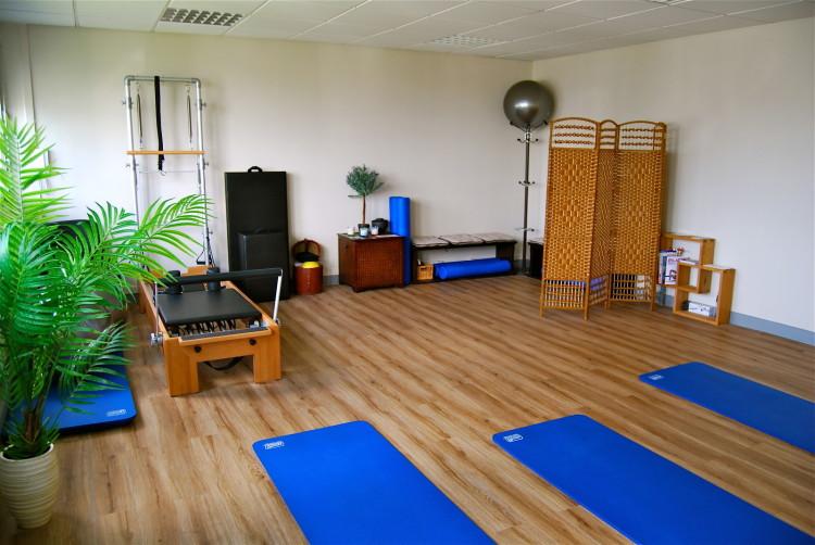 Cours collectifs Pilates MAT et accessoires - PANKA Pilates Studio Senlis