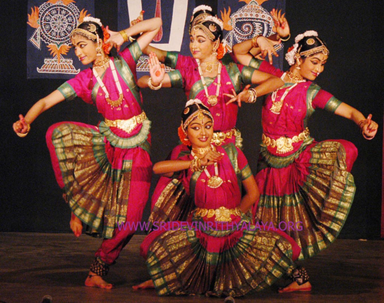 Bharata Natyam - Devananda