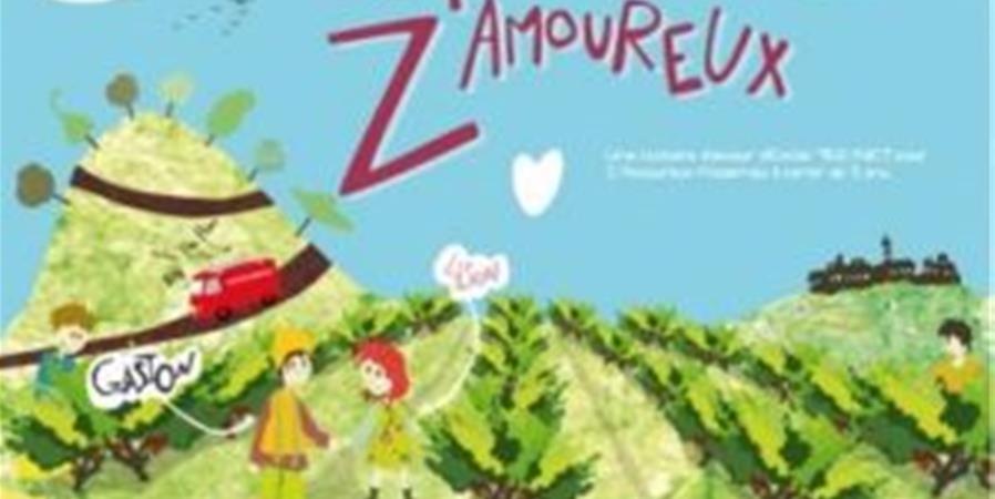 Les Z'amoureux - Mademoiselle Caméléon