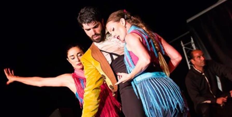 ZIZANIA - Cabaret Flamenco - Culture Provence Verdon