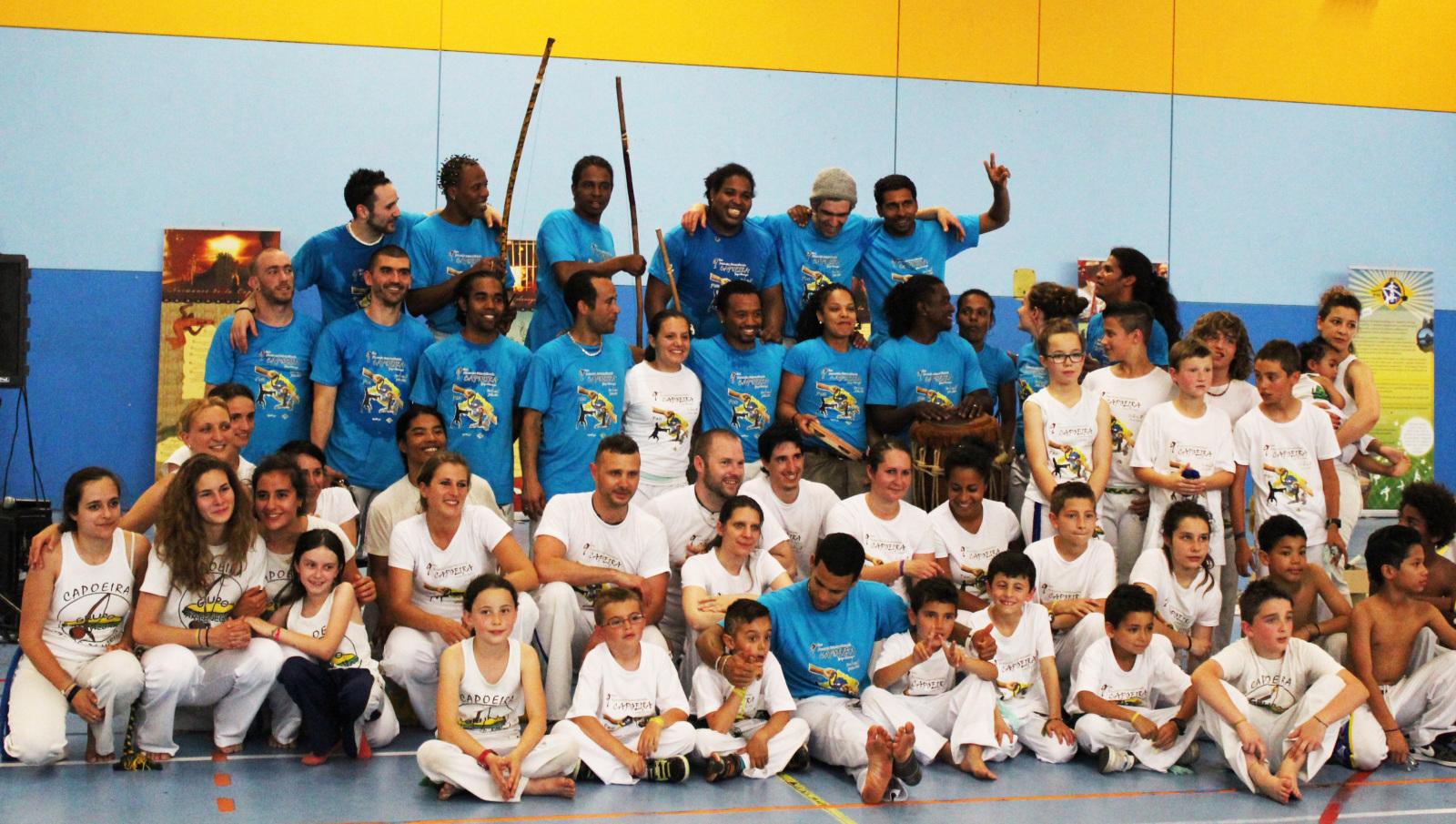 Capoeira groupe Arte Negra - Arte Capoeira Toulouse