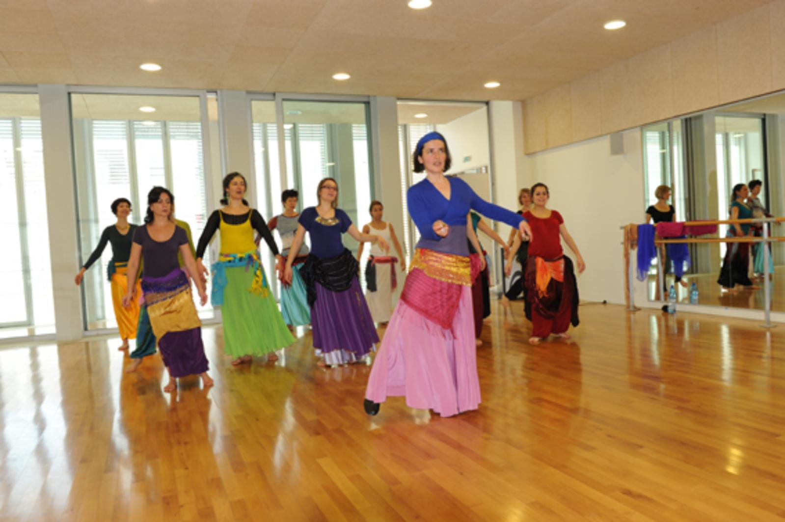 Danse orientale egyptienne - Ocréambre