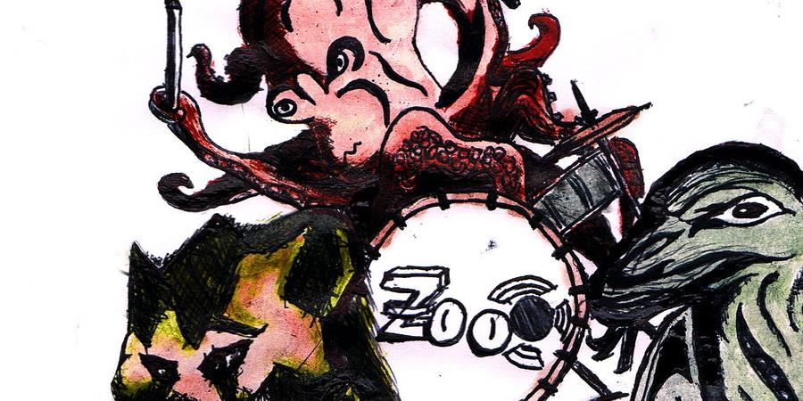 ZOO + DON'T SAVE THE QUEEN - LA LOCOMOTIVE