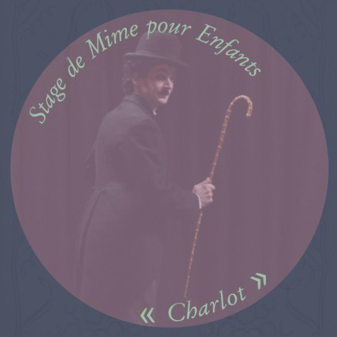 Stage de Mime pour Enfants | « Charlot » - « Le Bateau Ivre »