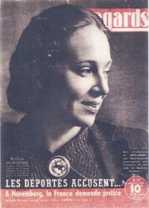 Marie Claude aillant Couturier