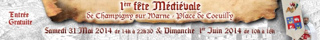 1ères Médiévales de Champigny-sur-Marne