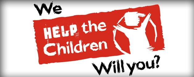 We help children, will you ?