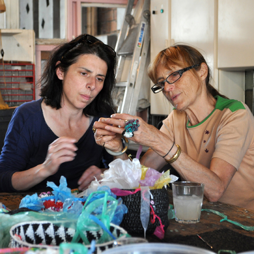 atelier crochet paris ile de france apprendre formation