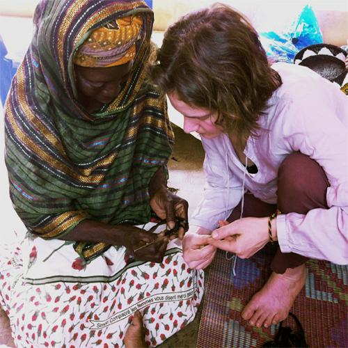 apprendre crochet afrique formation volontaire volontariat mission