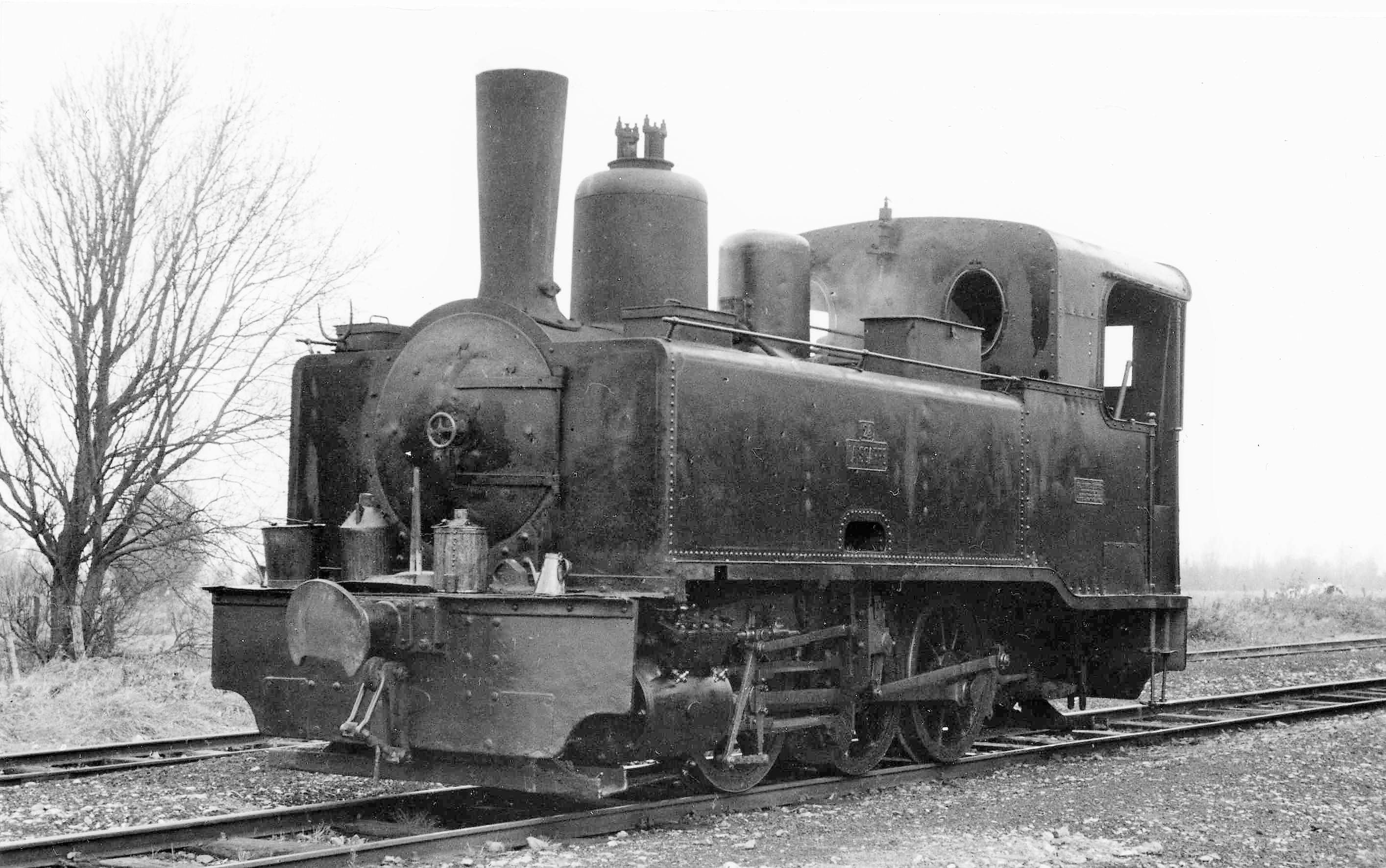 La Scarpe à Lanchères en 1963