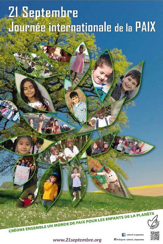 Pour l'éducation à la Paix, aidez-nous !