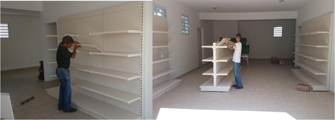cr ation d 39 une picerie solidaire pour aider les familles en proie des difficult s budg taires. Black Bedroom Furniture Sets. Home Design Ideas