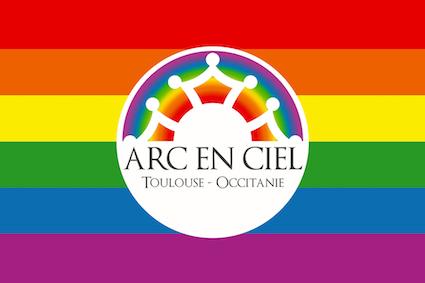 Rainbow Flag AEC