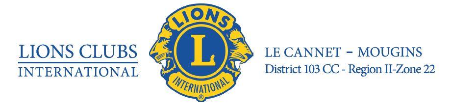 Lions Club Le Cannet Mougins