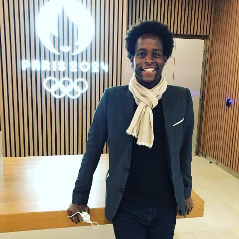 Yosi Goasdoué- Entrepreneur Athlète - Paris 2024