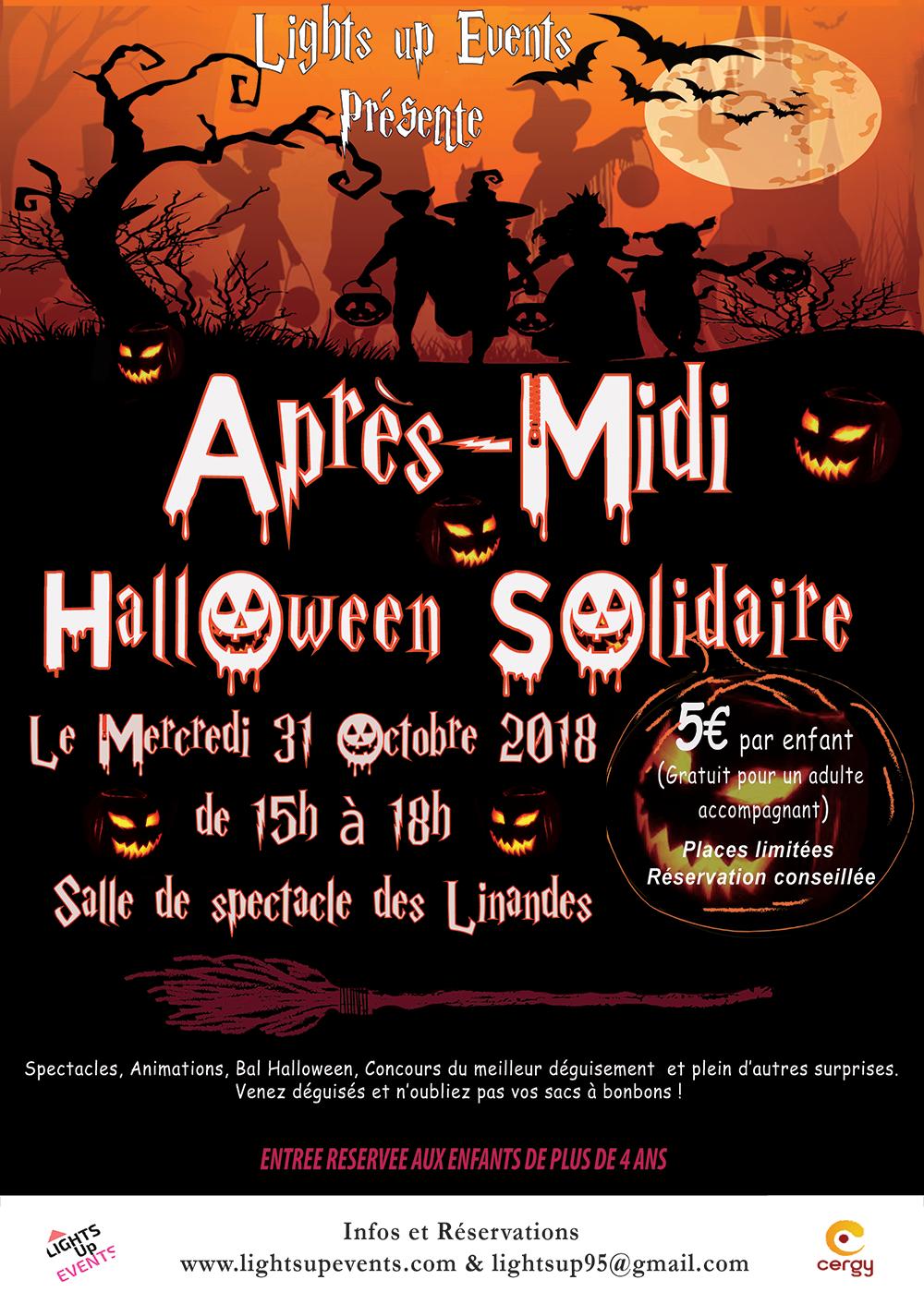 Sort Event Halloween – Emploiaude