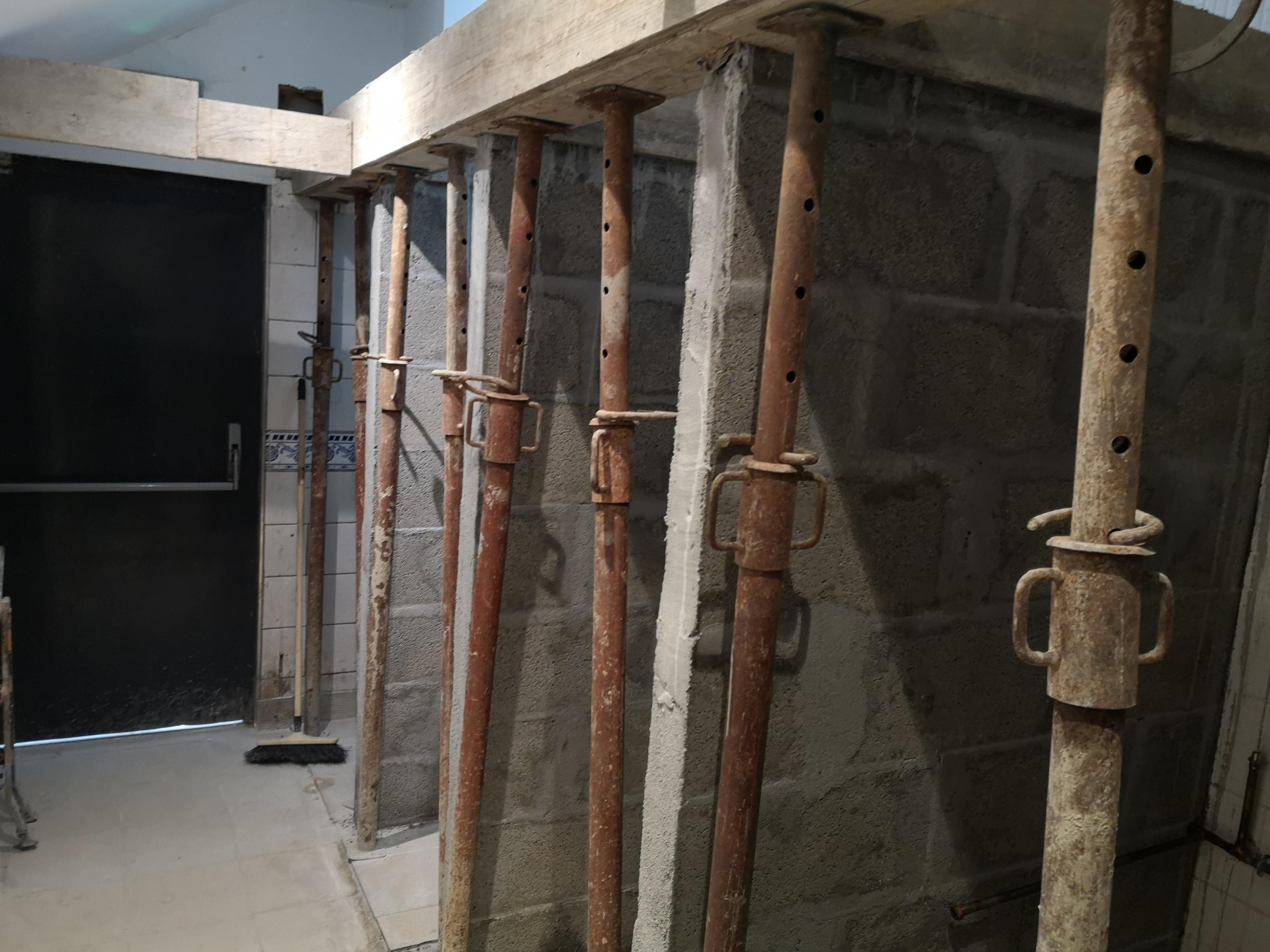 collecte pour travaux des sanitaires Mosquée Arrahma