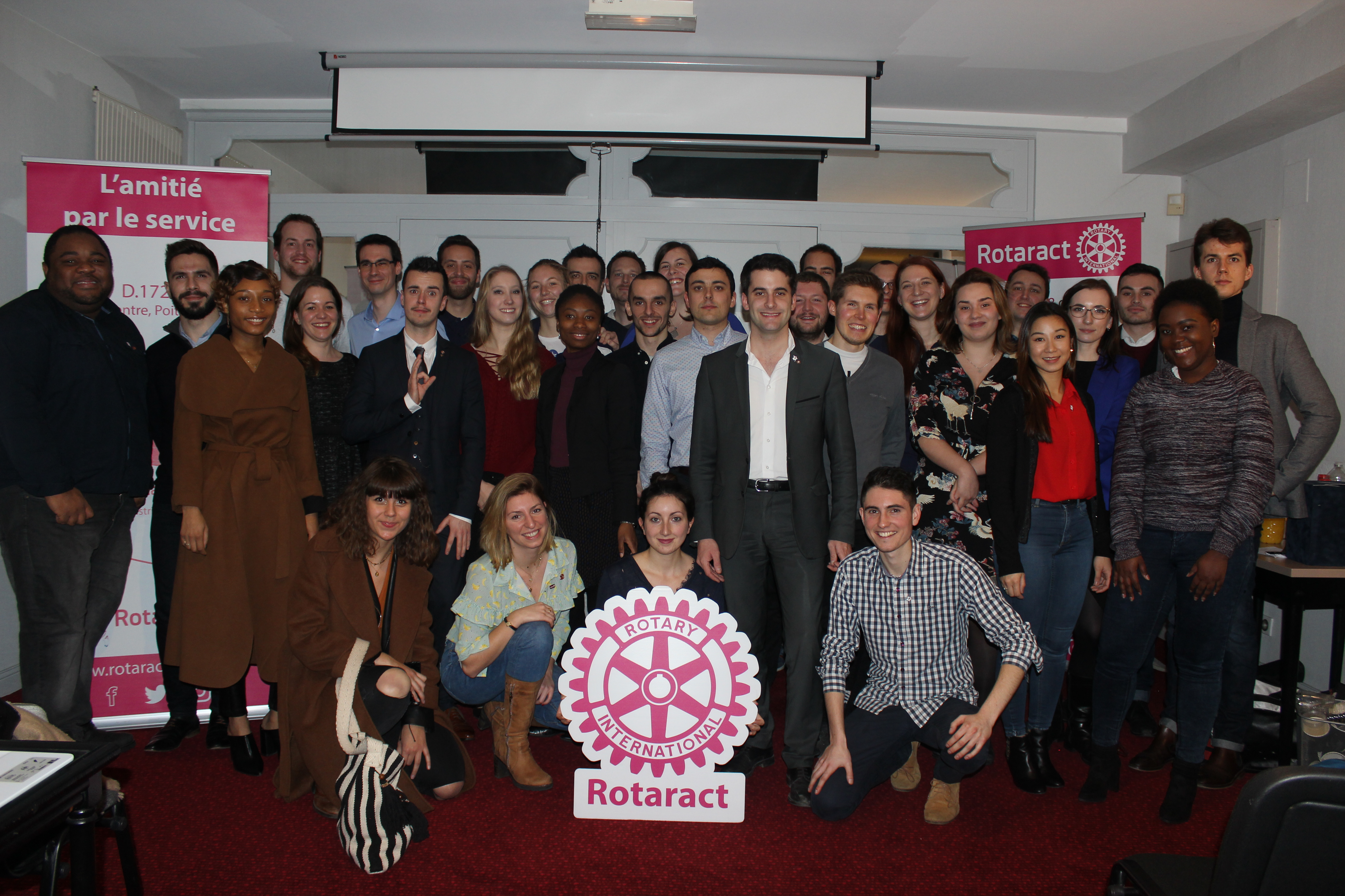 Photo groupe Rotaract