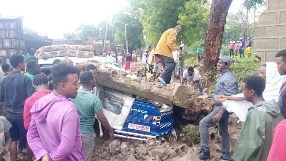 Conséquence des inondations