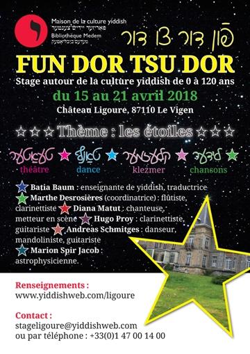 Flyer Ligoure 2018